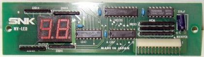 Question connecteurs multislot Mv-led