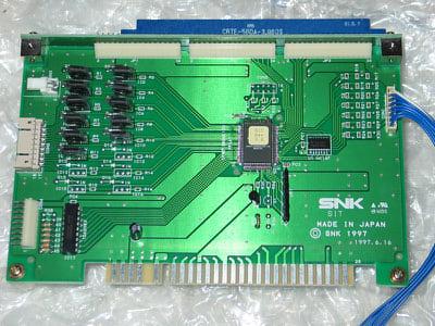 SIT board - NeoGeo Development Wiki